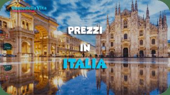 Costo della vita Italia