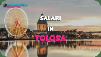 Costo della vita Tolosa