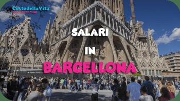 Costo della vita Barcellona
