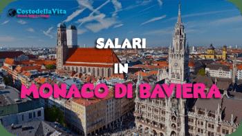 Costo della vita Monaco di Baviera